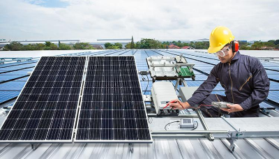 Solar in Fairfax