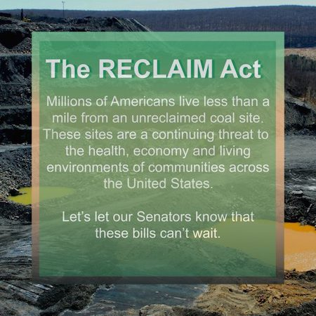 RECLAIM Act passes House
